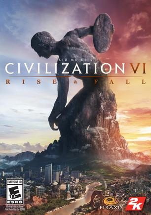 文明6:迭起兴衰 Sid Meier's Civilization VI: Rise and Fall