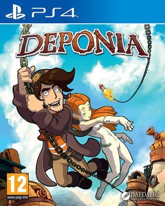 德波尼亚 Deponia