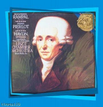 Haydn: Concertos for Flute, Oboe & Orchestra