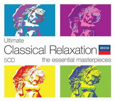 Ultimate Classical Relaxation: The Essential Masterpieces [Box Set]