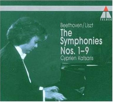 Beethoven / Liszt: The Symphonies Nos. 1-9