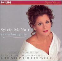 Sylvia McNair - The Echoing Air ~ The Music of Henry Purcell / AAM, Hogwood