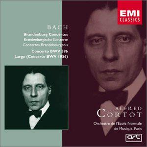 Brandenburg Concertos BWV 1046-1051