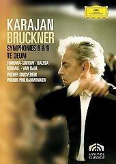Herbert von Karajan... - Bruckner: Symphonies No 8 & 9, Te Deum / Karajan