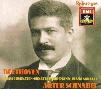 进口CD:贝多芬:钢琴奏鸣曲全集(施纳贝尔演奏)(7 63765 2)