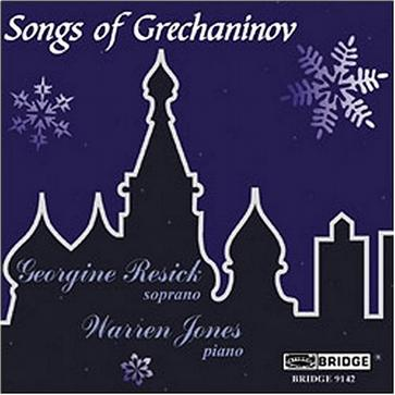 Songs of Aleksandr Grechaninov