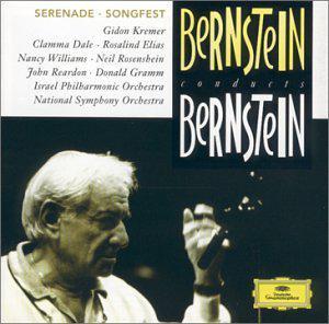 Bernstein conducts Bernstein: Serenade, Songfest