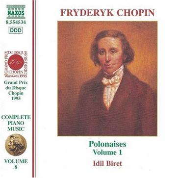 Chopin: Polonaises, Vol. 1