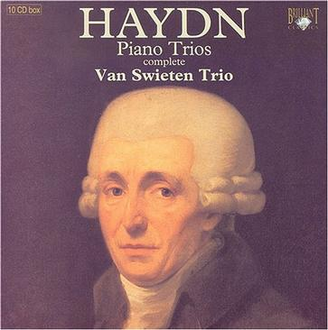 Haydn: Piano Trios (Complete) [Box Set]