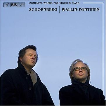 Schoenberg: Complete Works for Violin & Piano