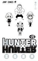 HUNTER×HUNTER NO.23