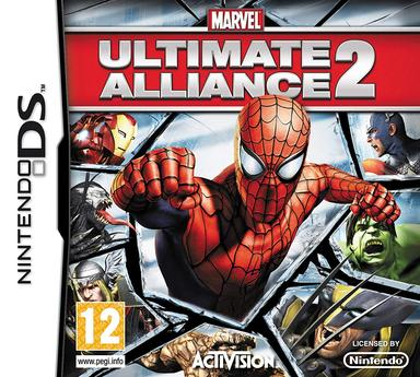 漫威终极联盟2 Marvel Ultimate Alliance 2