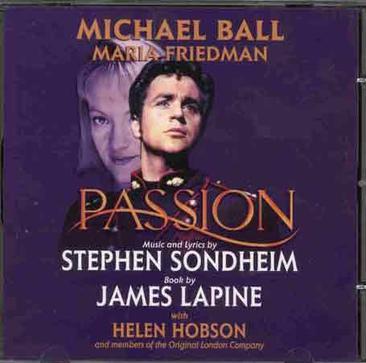 Passion (1997 Original London Cast)