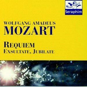 Mozart: Requiem,K.626/Exsultate,Jubilate,K.165