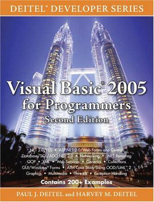 Visual Basic 2005 for Programmers