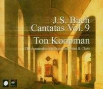 J.S. Bach: Cantatas Vol. 9