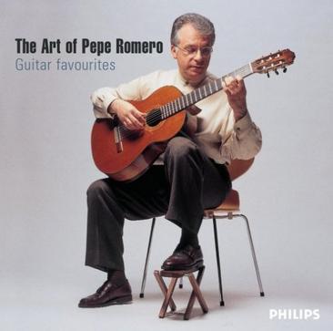 The Art of Pepe Romero: Guitar Favorites