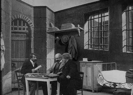 Entretien de Dreyfus et de sa femme à Rennes