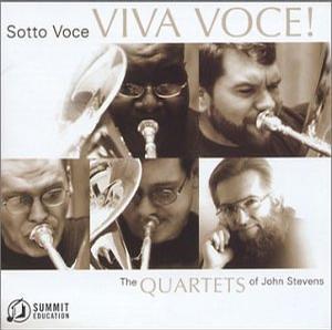 Viva Voce! The Quartets of John Stevens