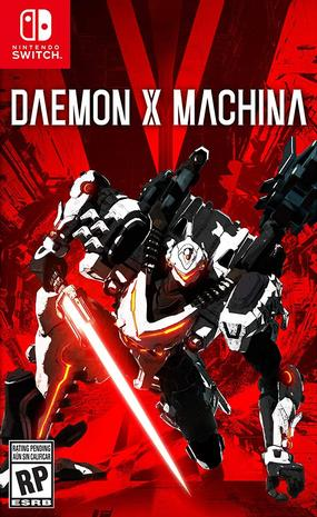 恶魔X机甲 Daemon X Machina