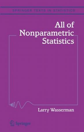 《All of Nonparametric Statistics (Springer Texts in Statistics)》txt,chm,pdf,epub,mobi電子書下載