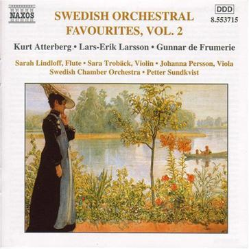 Swedish Orchestral Favourites Vol.2