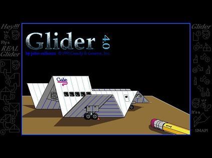 纸飞机 4.0 Glider 4.0