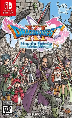 勇者斗恶龙XI S 寻觅逝去的时光 – Definitive Edition ドラゴンクエストXI 過ぎ去りし時を求めて S
