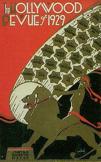 1929好莱坞滑稽剧
