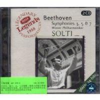 进口:贝多芬:第3,5,7交响曲(维也纳交响乐团)(467 679-2)