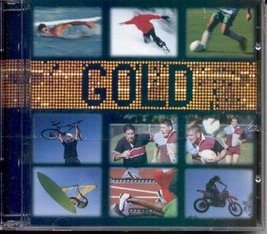 Gold {Various Artists} {4 Cd's}