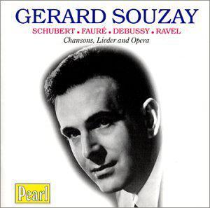 Schubert, Fauré, Debussy, Ravel: Cansons, Lieder & Opera