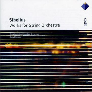 Apex Series   -   Jean Sibelius: Works For String Orchestra