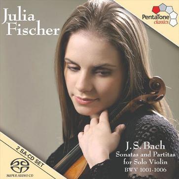 J.S. Bach: Sonatas and Partitas for Solo Violin, BWV 1001-1006