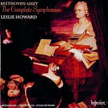 Beethoven-Liszt: The Complete Symphonies