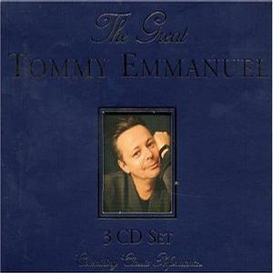 Great Tommy Emmanuel