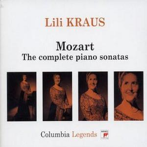 Mozart: The Complete Piano Sonatas