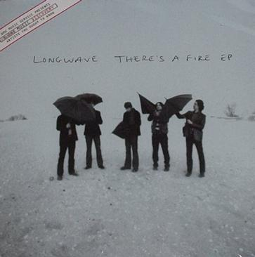 There's a Fire EP (Music Discovery Series)