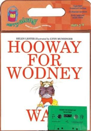 Hooway for Wodney Wat Book & Cassette (Read Along Book & Cassette)