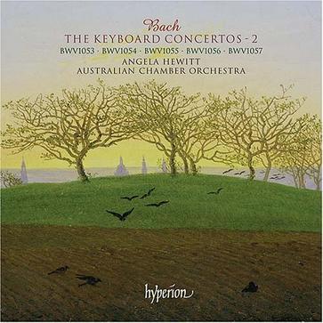 Bach - The Keyboard Concertos Vol 2