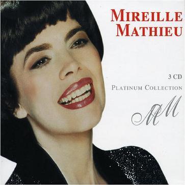 Mireille Mathieu - Platinum Collection