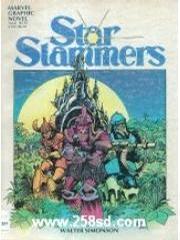 Star Slammers (Marvel Graphic Novel  No. 6)
