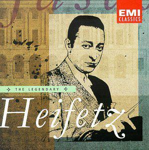 The Legendary Heifetz / Heifetz, Sandor, Bay, et al