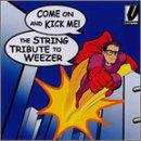 String Quart Tribute To Weezer