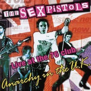 Original Pistols-Live