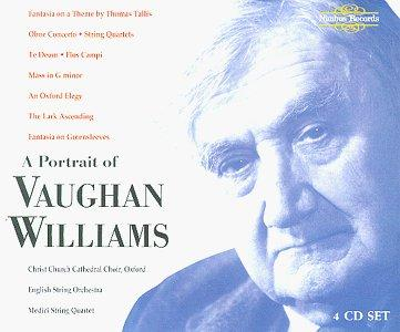 A Portrait of Vaughan Williams