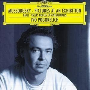 Mussorgsky: Pictures at an Exhibition ; Ravel: Valses nobles et sentimentales