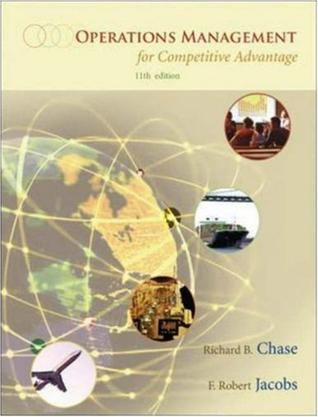 Operations Management for Competitive Advantage with Student DVD