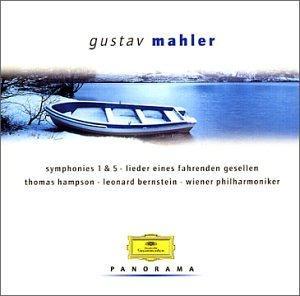 Mahler: Symphonies Nos. 1 & 5; Lieder
