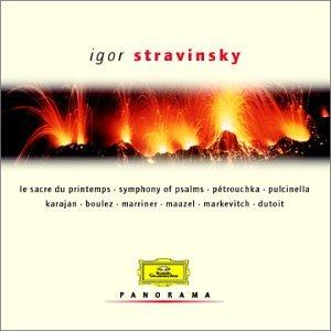 Panorama: Igor Stravinsky